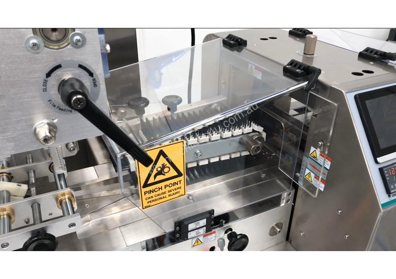 FLOW WRAPPER - NEW AND IN STOCK (MELBOURNE)