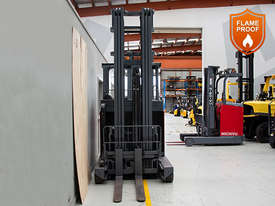 2.0T Battery Electric Sit Down Reach Truck - picture2' - Click to enlarge
