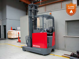2.0T Battery Electric Sit Down Reach Truck - picture3' - Click to enlarge