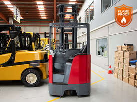 2.0T Battery Electric Sit Down Reach Truck - picture4' - Click to enlarge