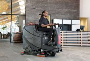 NEW VIPER AS710R RIDE ON SCRUBBER DRYER