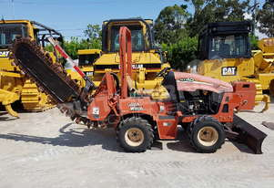 Ditch Witch RT40 Ride on Trencher