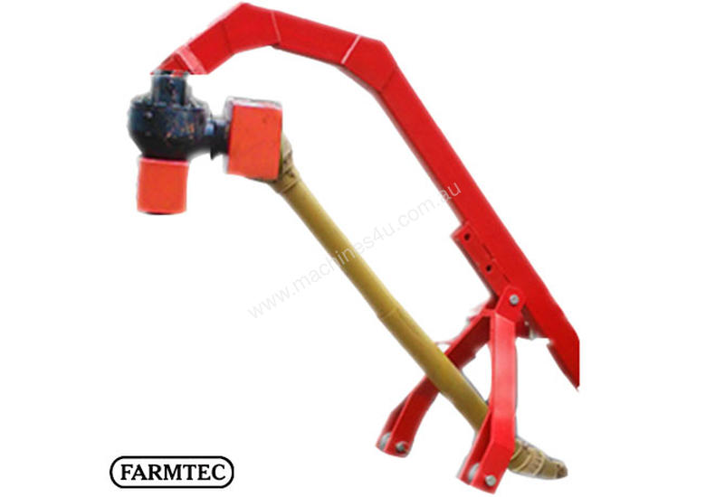 POST HOLE DIGGER 50HP PTO SQUARE FRAME