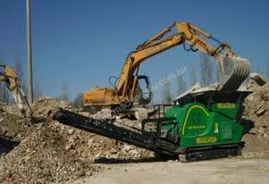 LEM TRACK 6040 MOBILE JAW CRUSHER TRACK 12 TON