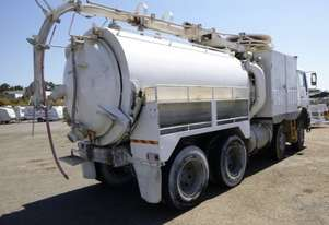 Mercedes 2822 Vacuum Jetting Combination Truck