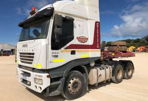2007 IVECO STRALIS AS 550 PRIME MOVER