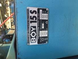 BOY  Moulding Machine - picture7' - Click to enlarge