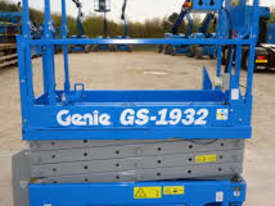 19ft Genie Scissor and Galvanised Trailer - picture3' - Click to enlarge