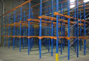 Dexion   DRIVE IN RACKING