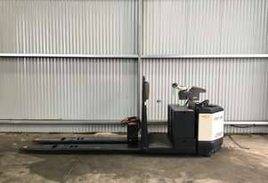 Electric Forklift Rider Pallet PC Series 2013