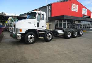 Mack   10 X 4 CAB/ CHASSIS