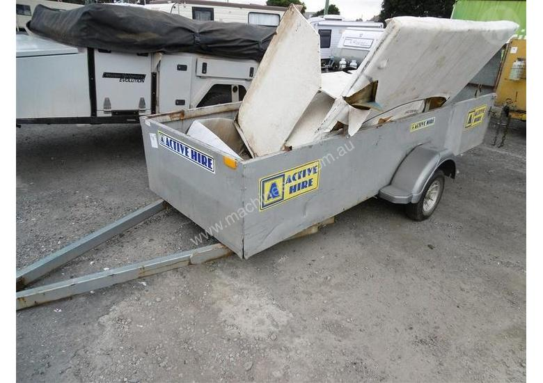 Used - Homemade Food Service Equipment in , - Listed on