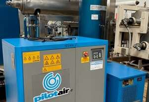 Used 7.5Kw-110Kw PILOTAIR/KAESER/ELGi/PULFORD/COMPAIR Screw Compressors