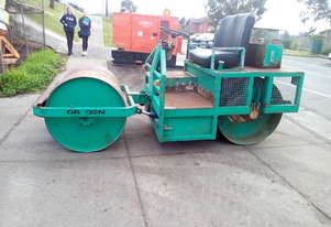 cricket pitch roller , Graden diesel 3000 ,