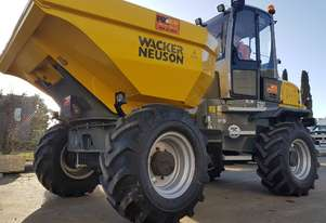 NEW WACKER NEUSON 6T SWIVEL DUMPER WITH FULL A/C CABIN