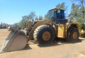Caterpillar   980H Wheel Laoder