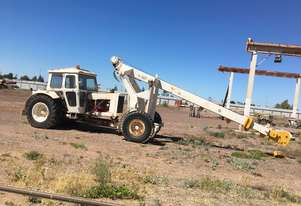 Jec mobile articulated crane