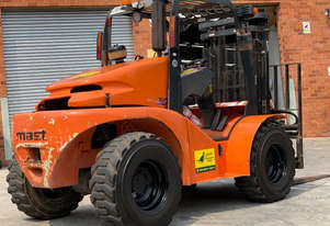 Mast Explorer 3T 4WD All Terrain Forklift Buggy FOR SALE