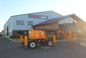 ATN Zebra 16RT Jack Boom - 16m 4WD Diesel Knuckle Boom with outrigger legs