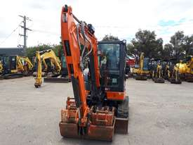 2017 Hitachi ZX38U-5A Excavator - picture0' - Click to enlarge