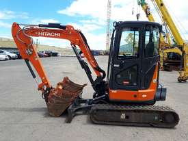 2017 Hitachi ZX38U-5A Excavator - picture1' - Click to enlarge