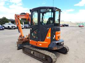 2017 Hitachi ZX38U-5A Excavator - picture2' - Click to enlarge