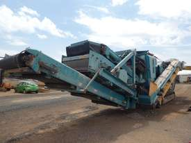 Powerscreen Pegson XH320SR Impactor  - picture2' - Click to enlarge