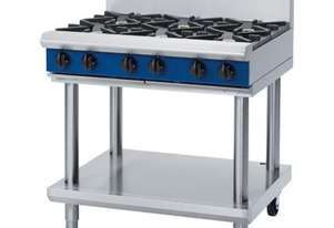 Blue Seal G516D-LS 600mm Gas Cooktop on Leg Stand