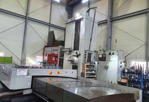 2008 Hyundai Wia KBN-135 Table type CNC Horizontal Boring Machine