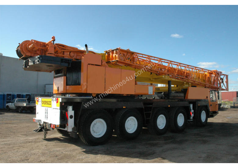 2004 GROVE GMK 5100 ALL TERRAIN CRANE