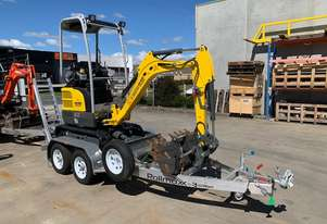 Wacker Neuson 1.7t Excavator for Hire
