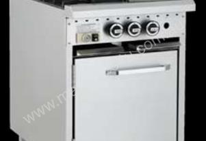 Luus Model CRO-2B3P - 2 Burners, 300 Grill and Oven