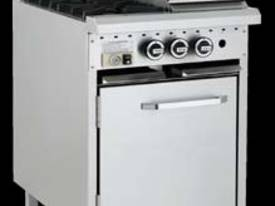 Luus Model CRO2B3P-2 Burners 300 Grill and Oven