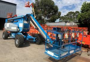 Used Genie Z135 Articulating Diesel Boom Lift