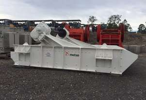 METSO ALLIS CHARLMERS 3000 x 4800 x 1 DECK DEWATERING SCREEN