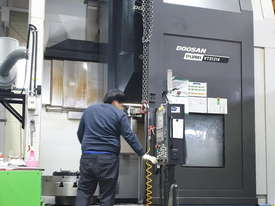 2017 Doosan VTS-1214 CNC Vertical Lathe - picture0' - Click to enlarge