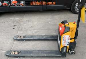 Brand new Liugong lithium battery, 2T electric pallet jack