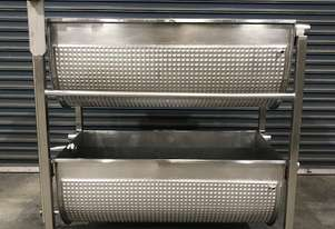 Jacketed D Vats