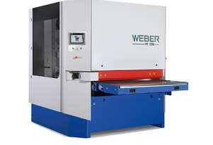 Weber PT series Deburring Machines. Finish your parts to stand out from the crowd. Made in Germany.