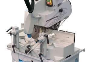 used metal cutting saw with Roller Conveyor