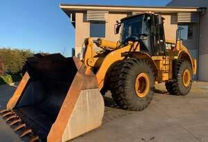 Caterpillar 972H Wheel Loader