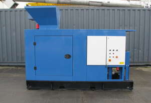 Industrial Shredder Unit with Conveyor, Blower and Heater Dryer - 3kW