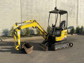Yanmar ViO17 Tracked-Excav Excavator - picture0' - Click to enlarge