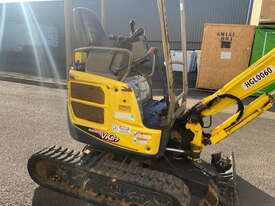 Yanmar ViO17 Tracked-Excav Excavator - picture2' - Click to enlarge