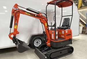 Rhinoceros New Mini Excavator 1ton