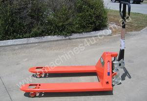 Hydraulic Hand Pallet Truck ' 2.5t capacity'