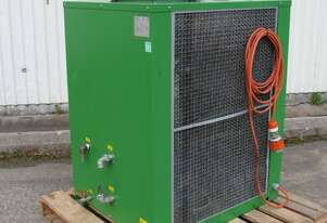Industrial Water Glycol Liquid Chiller Cooler - Green Box MEC 70/WVP