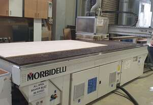 USED MORBIDELLI NESTING MACHINE -  Machine Location Sydney