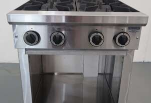 Cobra   C6D 4 Burner Cooktop