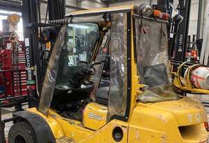Toyota 8FG25 forklift in fair condition